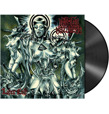 IMPALED NAZARENE - 'Latex Cult' LP