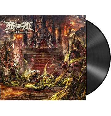 INGESTED - 'The Level Above Human' LP