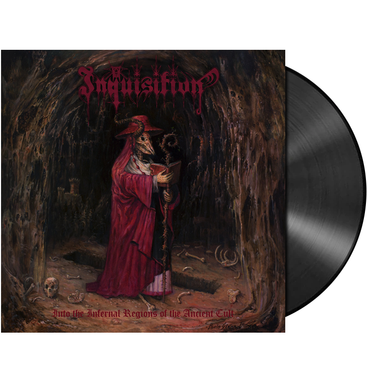 INQUISITION - 'Into The Infernal Regions Of The Ancient Cult' 2xLP