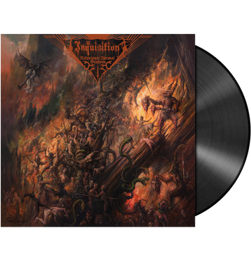 INQUISITION - 'Nefarious Dismal Orations' 2xLP