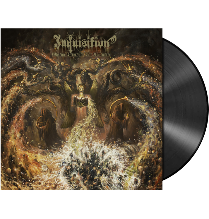 INQUISITION - 'Obscure Verses For The Multiverse' 2xLP