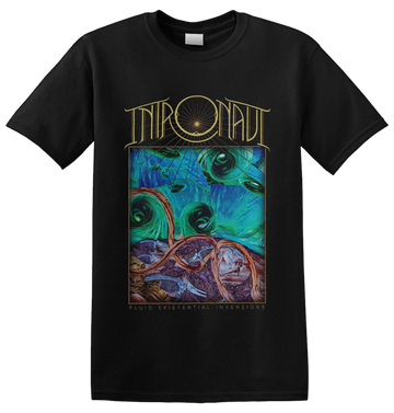 INTRONAUT - 'Fluid Existential' T-Shirt