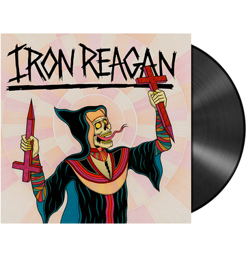 IRON REAGAN - 'Crossover Ministry' LP