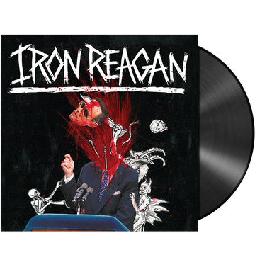 IRON REAGAN - 'The Tyranny of Will' LP