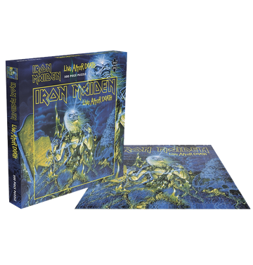 IRON MAIDEN - 'Live After Death' Puzzle