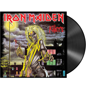 IRON MAIDEN - 'Killers' LP