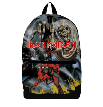 IRON MAIDEN - 'Number Of The Beast' Backpack