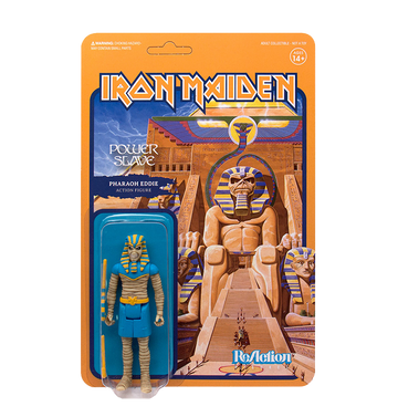 IRON MAIDEN - 'Powerslave' ReAction Figure