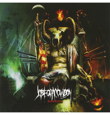 JOB FOR A COWBOY - 'Ruination' DigiCD