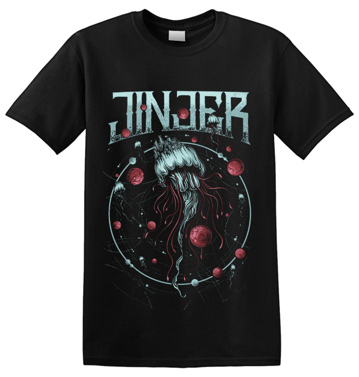 JINJER - 'Exit The Microverse' T-Shirt