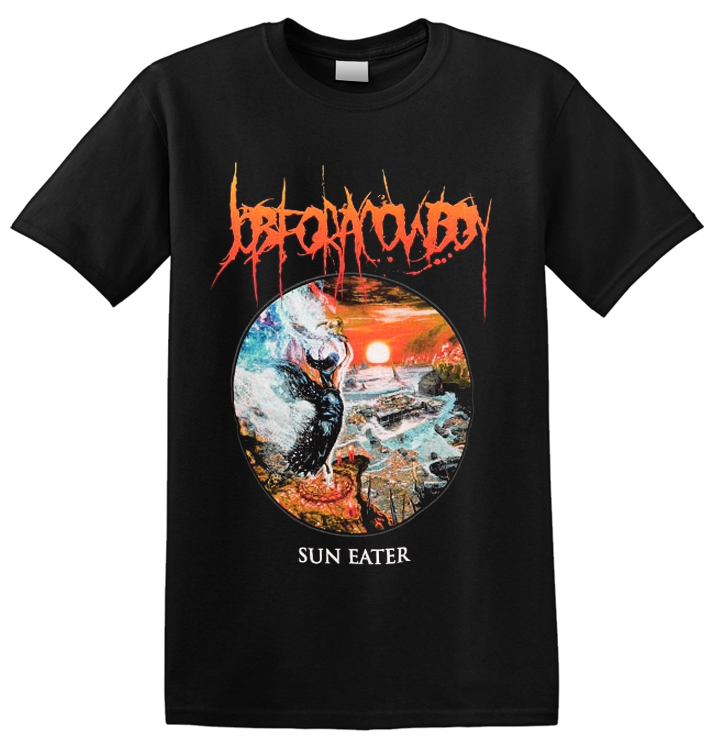JOB FOR A COWBOY - 'Sun Eater' T-Shirt