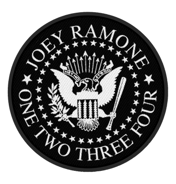 JOEY RAMONE - 'Seal' Patch