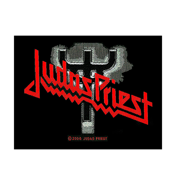 JUDAS PRIEST - 'Logo / Fork' Patch