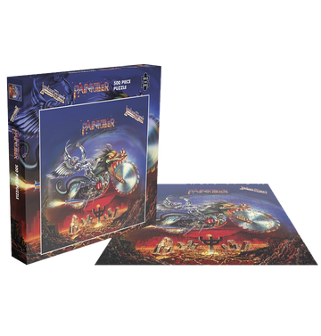 JUDAS PRIEST - 'Painkiller' Puzzle