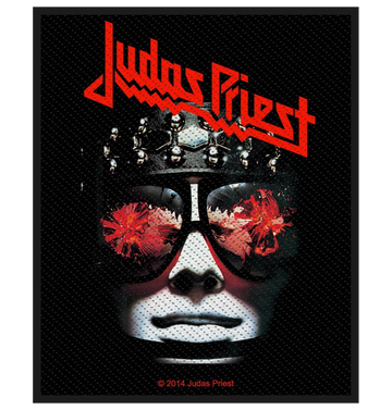 JUDAS PRIEST - 'Hell Bent For Leather' Patch