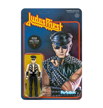 JUDAS PRIEST - 'Rob Halford' ReAction Figure