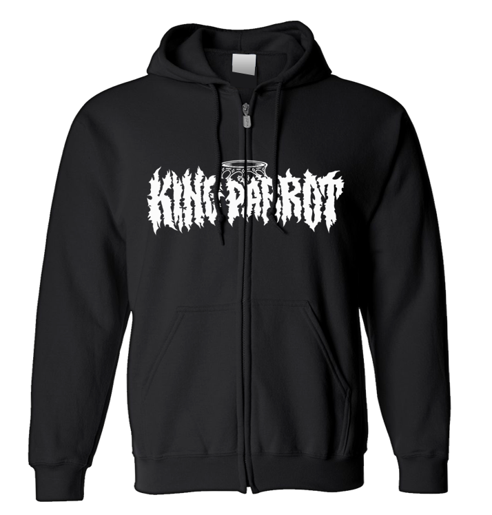KING PARROT - 'Facebite' Zip-Up Hoodie
