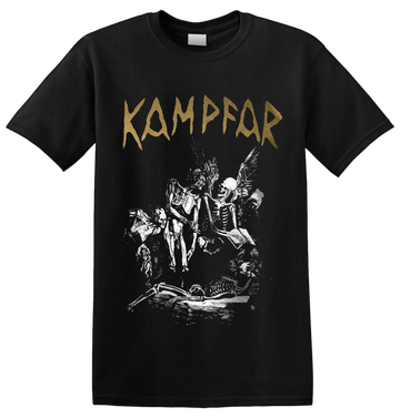KAMPFAR - 'Death' T-Shirt
