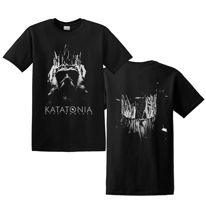 KATATONIA - 'City Burials' T-Shirt