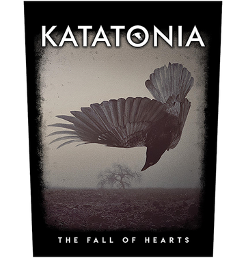 KATATONIA - 'The Fall Of Hearts' Back Patch