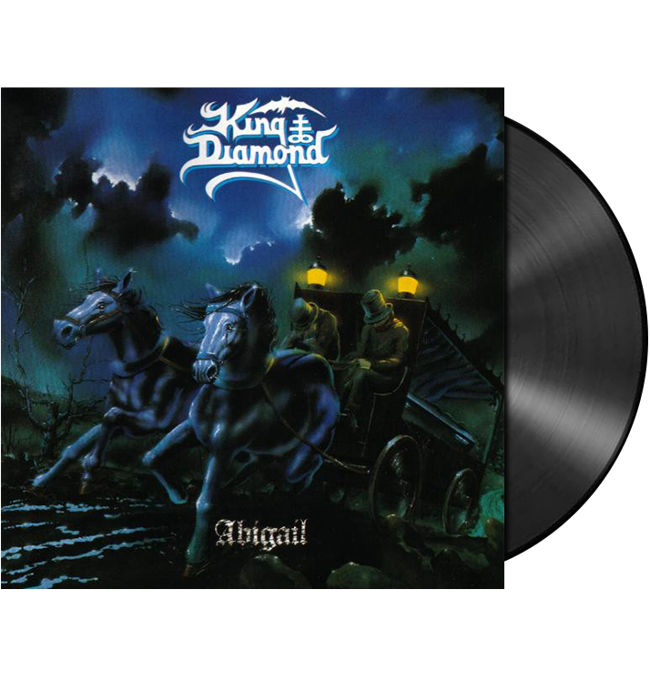 KING DIAMOND - 'Abigail' Re-Issue LP