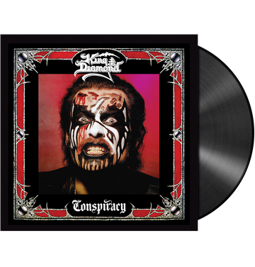KING DIAMOND - 'Conspiracy' Re-Issue LP