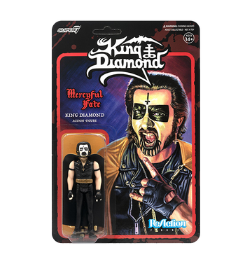 KING DIAMOND - 'First Tour' ReAction Figure
