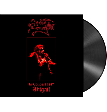 KING DIAMOND - 'In Concert 1987: Abigail' Re-Issue LP