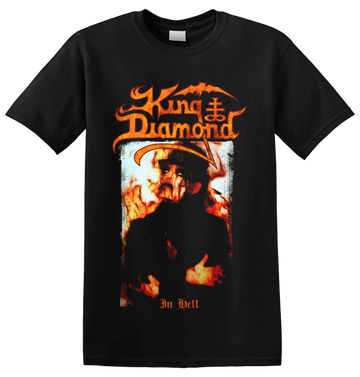KING DIAMOND - 'In Hell' T-Shirt