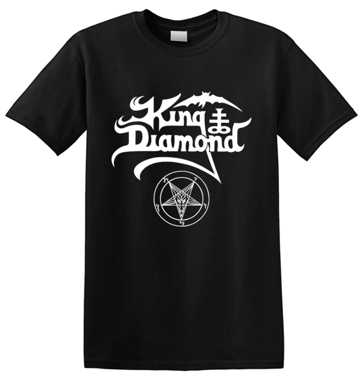 KING DIAMOND - 'Logo' T-Shirt