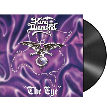 KING DIAMOND - 'The Eye' Re-Issue LP