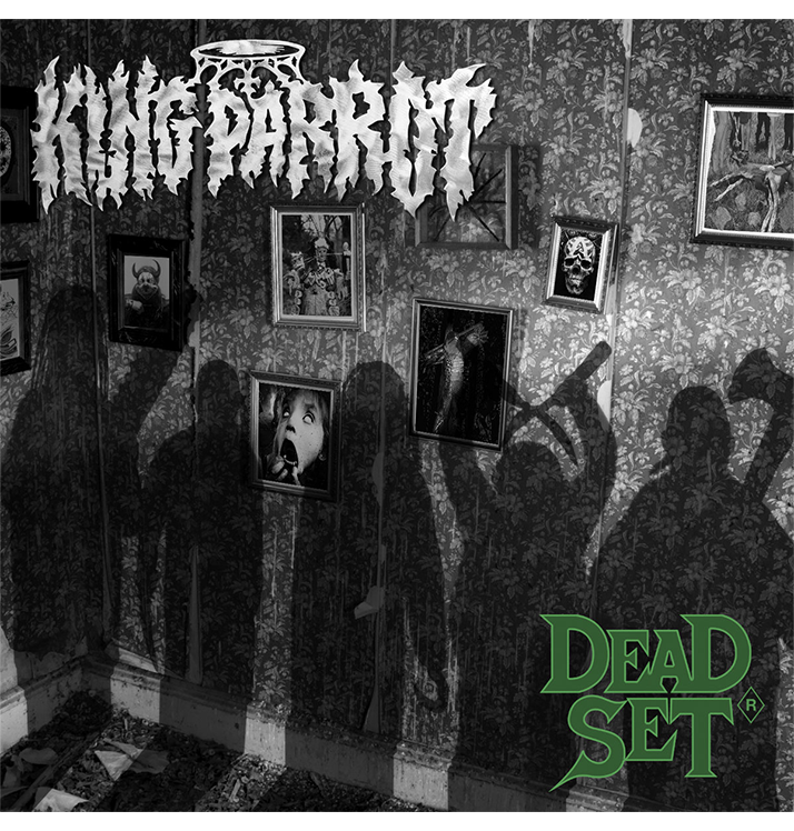 KING PARROT - 'Dead Set' CD/DVD