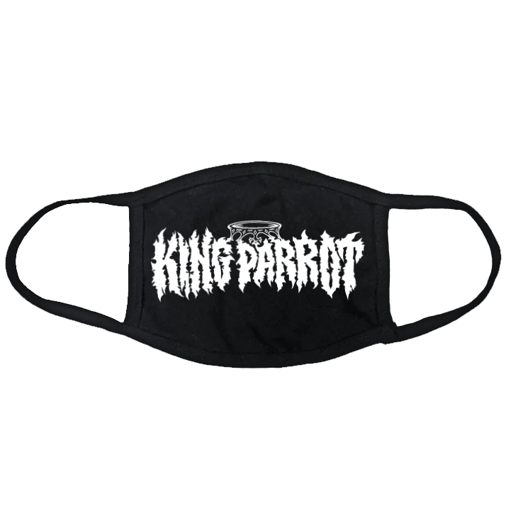 KING PARROT - 'Logo' Face Mask