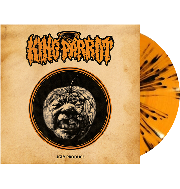 KING PARROT - 'Ugly Produce' LP