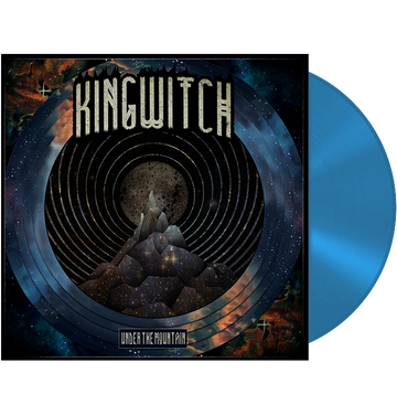 KING WITCH - 'Under The Mountain' LP