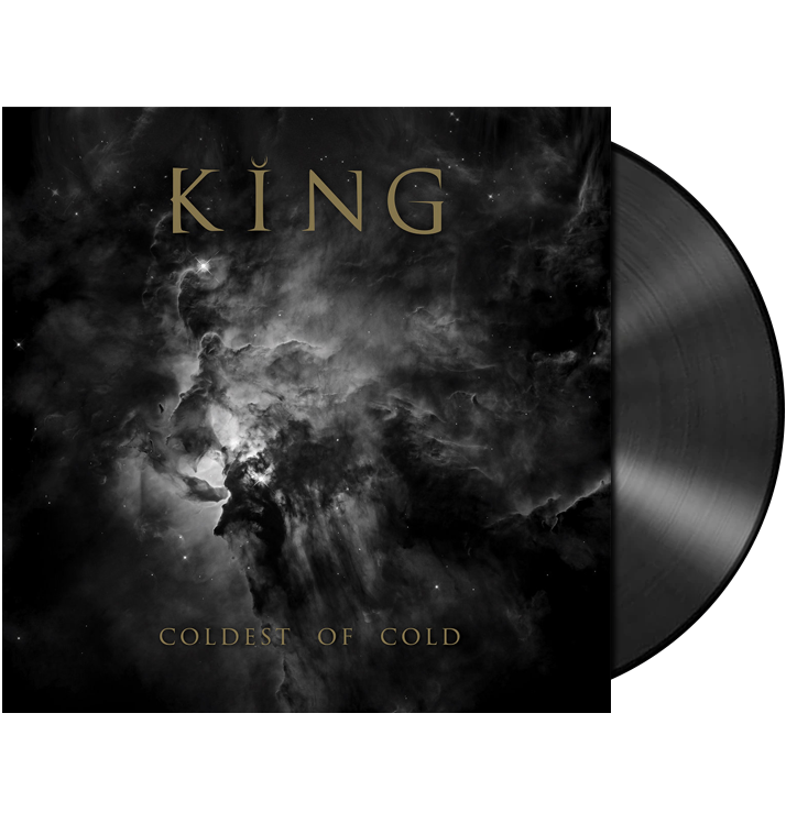 KING - 'Coldest of Cold' LP