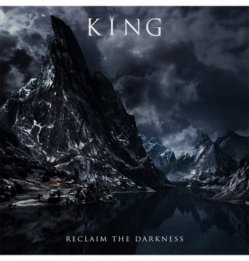 KING - 'Reclaim the Darkness' DigiCD