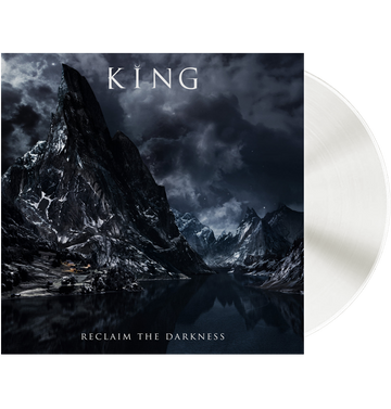 KING - 'Reclaim the Darkness' LP