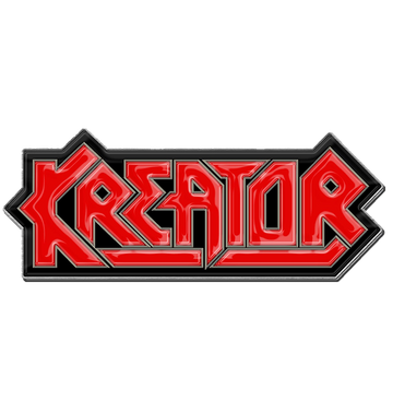 KREATOR - 'Logo' Metal Pin