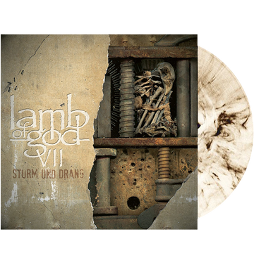 LAMB OF GOD - 'VII: Sturm Und Drang' 2xLP