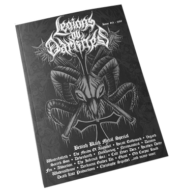 'Legions Ov Darkness Issue 1 (Parts 1 & 2 Collected Edition)' Magazine