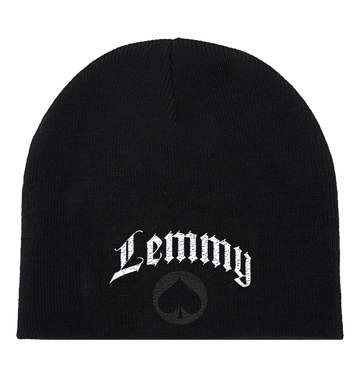 LEMMY - 'Ace Of Spades' Beanie