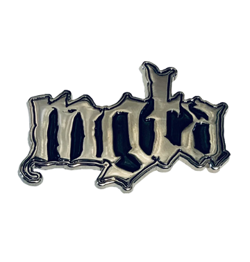 MGŁA - 'Logo' Metal Pin