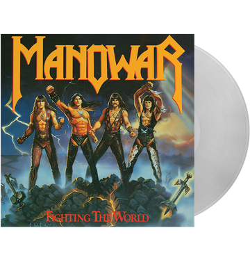 MANOWAR - 'Fighting The World' LP