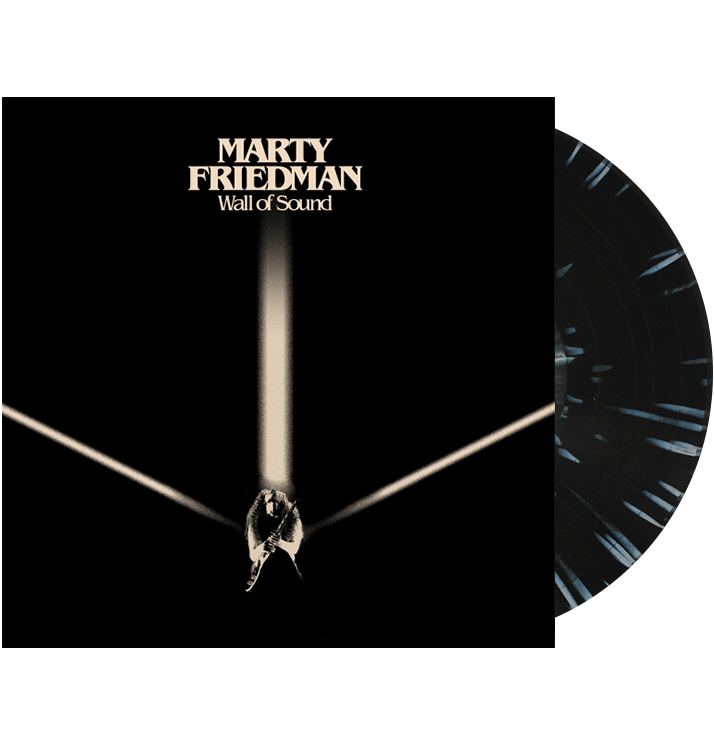 MARTY FRIEDMAN - 'Wall Of Sound' LP