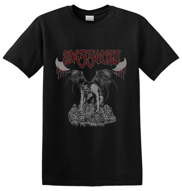 MASSACRE - 'Gargoyle' T-Shirt