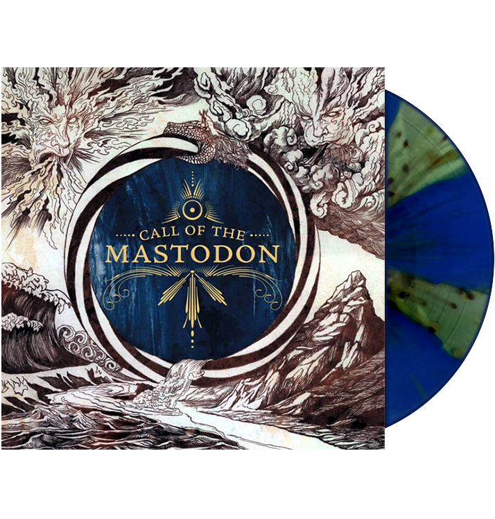 MASTODON - 'Call Of The Mastodon' LP