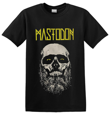 MASTODON - 'Bearded Skull' T-Shirt