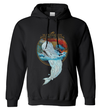 MASTODON - 'Leviathan' Pullover Hoodie