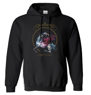 MASTODON - 'Remission' Pullover Hoodie